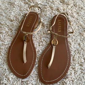 Ralph Lauren Thong Sandals